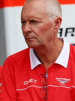 John Booth, Marussia F1 Team Team Principal
