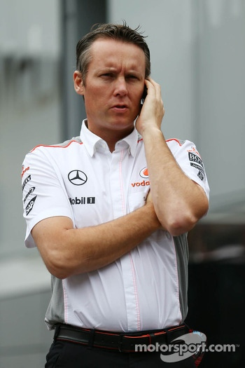 Sam Michael, McLaren Sporting Director