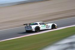 #40 Chevrolet Corvette Z06 GT3 V8 Racing: Max Braams, Duncan Huisman