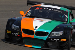 #6 BMW Sports Trophy Team India BMW Z4: Armaan Ebrahim, Melroy Heemskerk