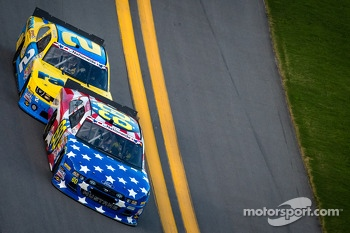 Travis Pastrana and Brian Scott