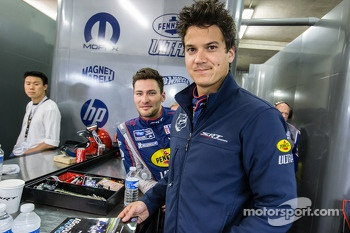 Kuno Wittmer and Dominik Farnbacher