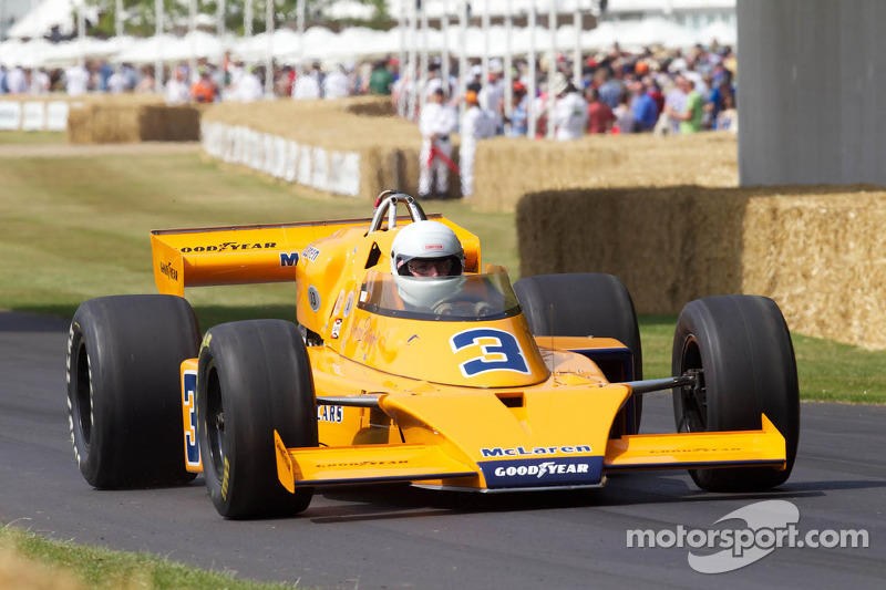 Patrick Ryan, McLaren-Offenhauser M16C