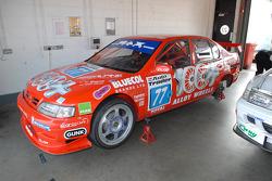 Ex Matt Neal 1998  Super Touring Nissan Primera