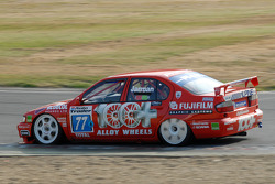 Ex Matt Neal 1998 Super Touring Nissan Primera driven by Dave Jarman