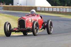 Hugh Tylor, Alfa Romeo Tipo B 1934