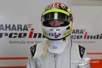 James Calado, Sahara Force India Test Driver