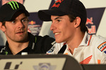 Cal Crutchlow, Monster Yamaha Tech 3, Marc Marquez, Repsol Honda Team