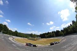 Abdulaziz Al Faisal, Max Sandritter, Dominik Baumann, Pixum Team Schubert, BMW Z4 GT3,