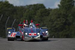 #0 DeltaWing Racing Cars LM12 Elan: Andy Meyrick, Katherine Legge
