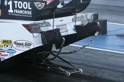 Funny Car Detail
