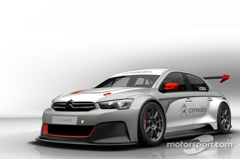 The new Citroën C-Elysée WTCC