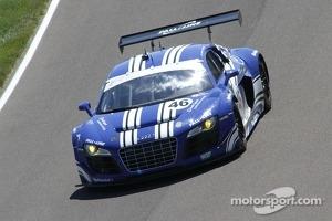 #46 Fall-Line Motorsports Al Carter, Charles Espenlaub, Brett Sandberg