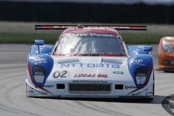 #02 Chip Ganassi Racing with Felix Sabates BMW Riley: Tony Kanaan, Joey Hand