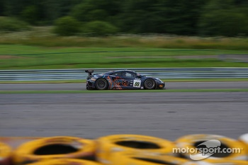 #88 Von Ryan Racing McLaren MP4-12C: Rob Barff, Chris Goodwin, Bruno Senna