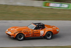 #81 1969 Corvette: John Rische