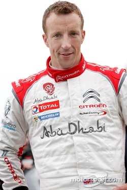 Kris Meeke drew praise from all round with an impressive drive in Rally Finland in the Abu Dhabi Citroën DS3