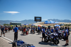 SportBike Race #1 grid