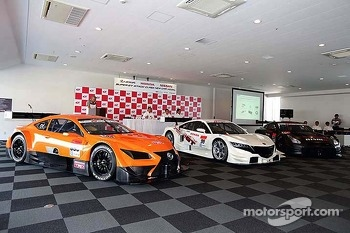 The Lexus, Honda and Nissan challengers for 2014