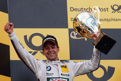 Second place Augusto Farfus, BMW Team RBM BMW M3 DTM