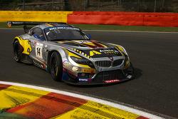 #14 Marc VDS Racing Team BMW Z4: Andrea Piccini, Jens Klingmann, Dirk Müller