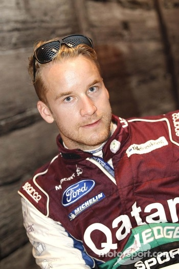 Mads Ostberg, Ford Fiesta RS WRC #4, Qatar M-Sport World Rally Team