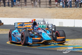 JR Hildebrand, Barracuda Racing