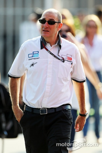 Bruno Michel, GP2 CEO