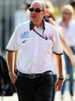 Bruno Michel, GP2 CEO