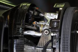 Mercedes AMG F1 W04 brake