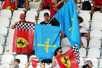 Ferrari and Fernando Alonso, Ferrari fans