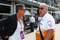 Enrico Zanarini, Driver Manager with Dr