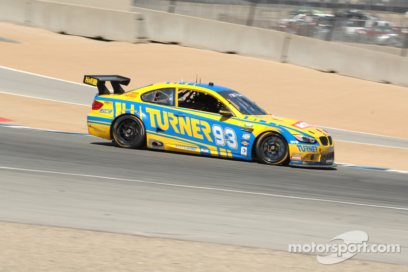 #93 Turner Motorsport BMW M3: Michael Marsal