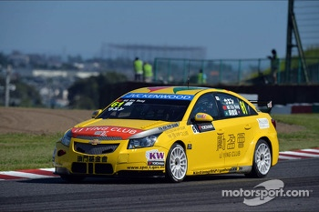 Ng Veng, Chevrolet Cruze LT, CHINA DRAGON RACING