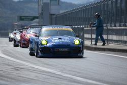#0 Team Taisan Ken Endless Porsche 911 GT3R: Naoki Yokomizo, Kyosuke Mineo