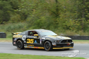 #35 Phoenix Performance Racing Mustang Boss 302R: Preston Calvert, Andrew Aquilante