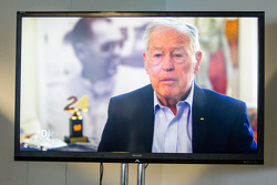 American drivers at Le Mans event: induction of American race car driver Dick Thompson in the Le Mans Drivers Hall of Fame