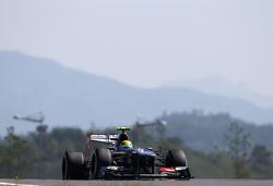 Esteban Gutierrez,  Sauber F1 Team  04
