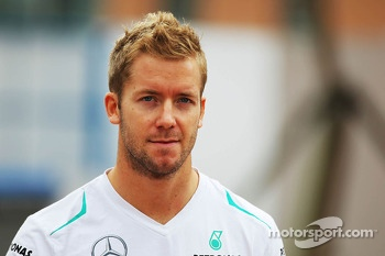 Sam Bird, Mercedes AMG F1 Test And Reserve Driver