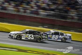 Brian Scott and Brian Vickers