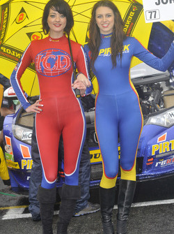 Pirtek Racing Grid Girls