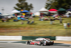 #0 DeltaWing Racing Cars DeltaWing DWC13 Elan: Andy Meyrick, Katherine Legge