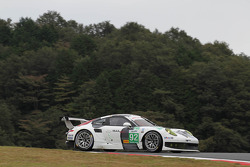 #92 Porsche AG Team Manthey Porsche 911 RSR: Marc Lieb, Richard Lietz