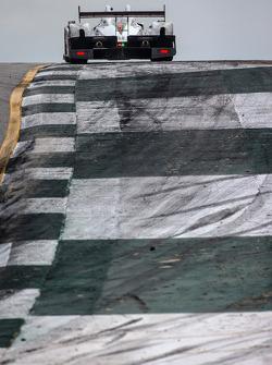 #9 RSR Racing Oreca FLM09 Oreca: Bruno Junqueira, Duncan Ende, Gustavo Menezes