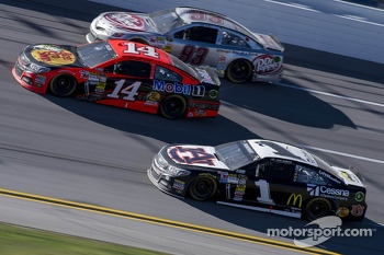 Austin Dillon and Jamie McMurray