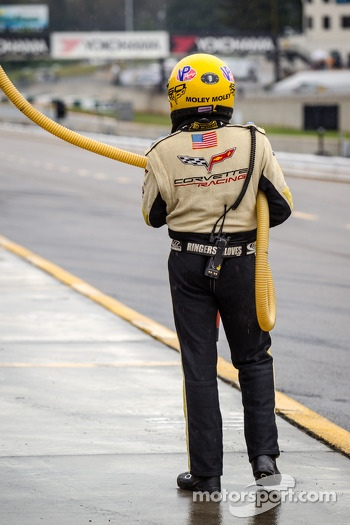 Corvette Racing refueler