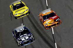 Jimmie Johnson, Matt Kenseth, Kyle Busch