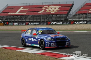 Fredy Barth, BMW 320 TC, Wiechers-Sport