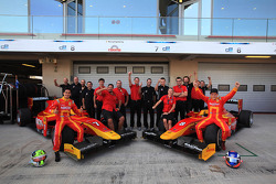 Racing Engineer Team Photo