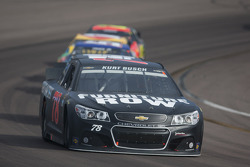 NASCAR-CUP: Kurt Busch, Furniture Row Racing Chevrolet